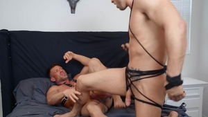 Why Knot: bareback - Roman Todd with Bruce Beckham American pound