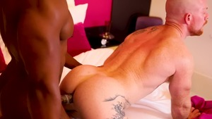 Romance For The Night - Jack Vidra and Max Konnor booty Licking Nail