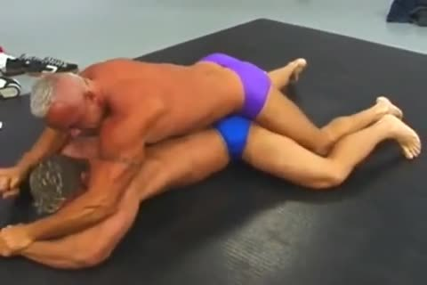 Muscle Wrestling And Sex