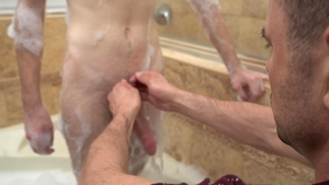 FamilyDick.com: Tight penis Trent Summers bouncing on cock