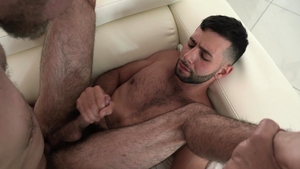 FamilyDick: Bareback nailing starring very sexy Max Sargent