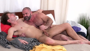 FamilyDick.com - Teacher Maxx Monroe with Bishop Angus edging