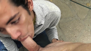 Latin Leche: Super cute young twink bends to get fucked