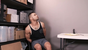 YoungPerps - Carmine Cruz sneak stripteasing sex tape