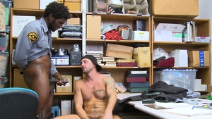 YoungPerps.com: Officer Devin Trez finds pleasure in nailing