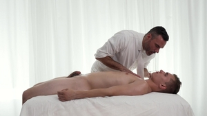 MissionaryBoys - Passionate Elder Call priest fingering video