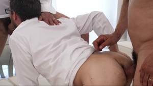 MissionaryBoys: Virgin Brother Eyring moaning