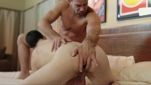 MissionaryBoys - Young babe Elder Foster receives nailed rough
