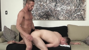 FamilyDick.com: Tight Myles Landon gets punishment