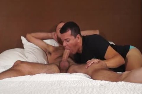 Riding And sucking large cock