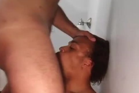 extreme Gagging - Ream His Straight throat 4