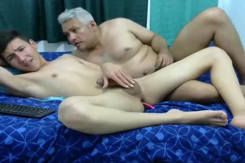 old Vs young Have butthole plowing On cam
