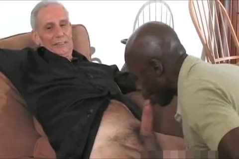 older black Daddy And Three White grand-dad S One precious T