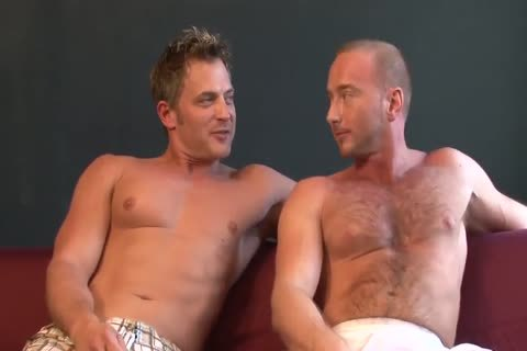 Brenden Cage And Max Sinclair