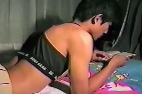 homo Korean teen receives pounded And sperm A Lot