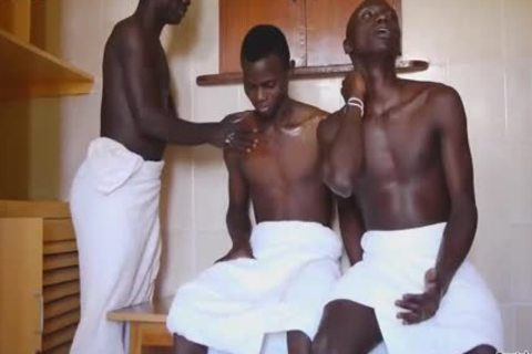 African three-some: bizarre ALL The Way