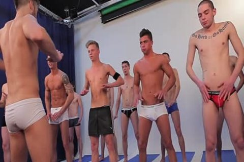 Relaxation Class For homo Sex addicts.