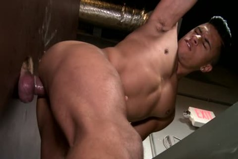 Brett Bradley And Armond Rizzo butthole pounding