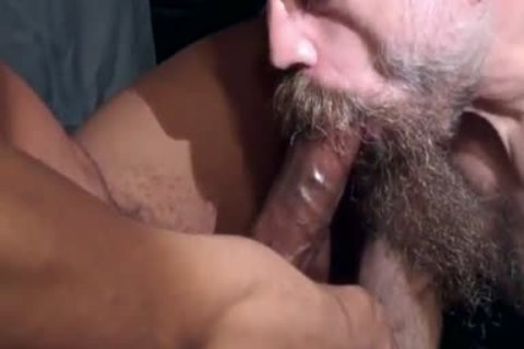 yummy Bearded engulf So good A good rod