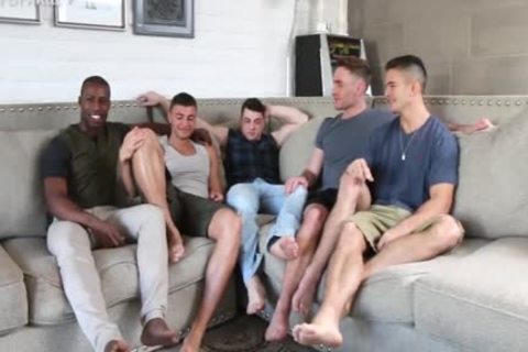'Sexiest Muscle men On PornHub receive A Star Studded gay fuckfest together. One For The Books!'