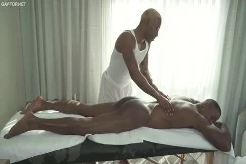 black Massage I