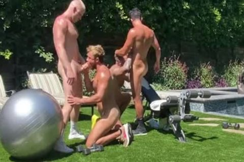 amazing Outdoor Foursome