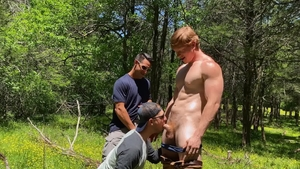 Reality Dudes: Jax Thirio hiking outdoors