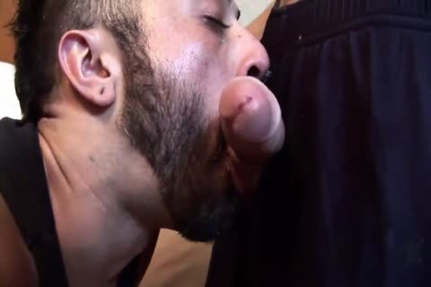 Swallowing Several Loads From His superlatively worthy Buddy