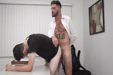 Stepson plowed Hard Fo Bothering Daddy