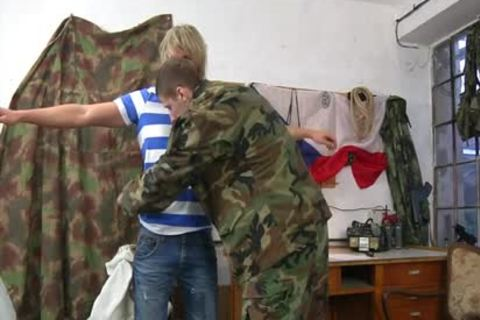 In The Army Part 01