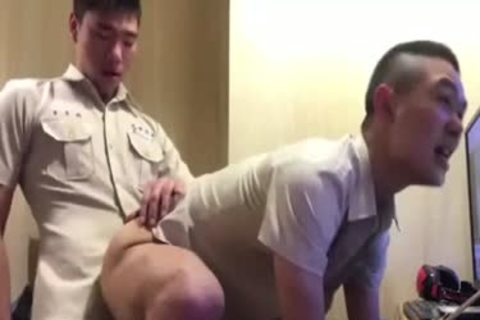 Two gracious Taiwanese Have Sex
