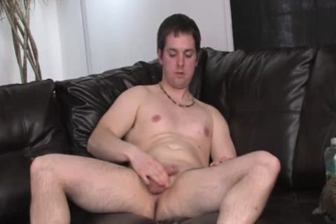 concupiscent Daddy Jerks Off On cam