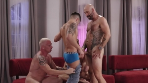 IconMale: American Link Parker loves big dick Drew Sebastian