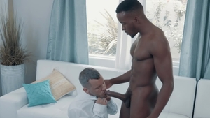 NoirMale - American Colton Grey gets ass licked