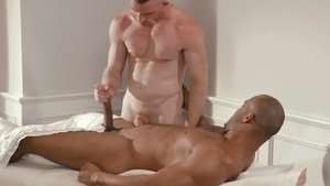 NoirMale: Muscle Jason Vario reality anal interracial