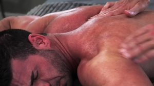 IconMale: DILF Billy Santoro helps with hard nailining in HD