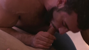 IconMale - Hairy Jaxton Wheeler goes in for nailed rough HD