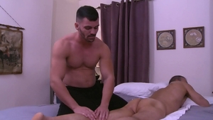 IconMale - DILF Rodney Steele together with Brogan Reed rimjob