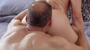 IconMale.com - College dude Brandon Wilde rimjob
