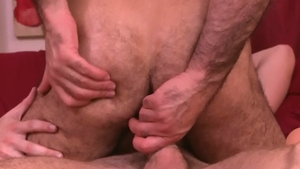 IconMale - Big penis Adam Russo fucked anal