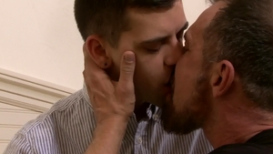 Icon Male - Hairy Max Sargent rimjob