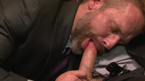 Icon Male: Loud sex together with Dirk Caber and Adam Russo