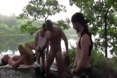 bare fun In The Woods 1