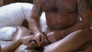 Icon Male - Athletic Zario Travezz goes for handjob