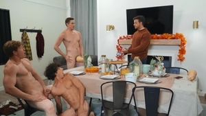 Drill My Hole: American Jack Hunter foursome