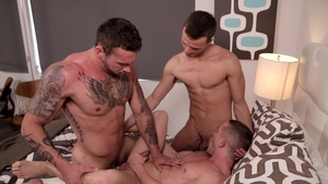 NextDoorBuddies - Cameron Dalile pounded by gay Steve Rogers