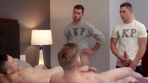 NextDoorBuddies - Tattooed Steve Rickz likes good fuck