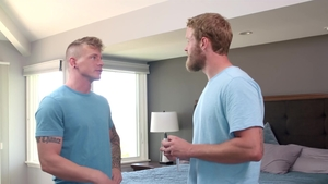 Next Door Originals: Gunner pounding gay Shawn Reeve