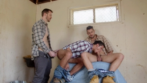 NextDoorOriginals - Dante Colle with Mark Long in the farm