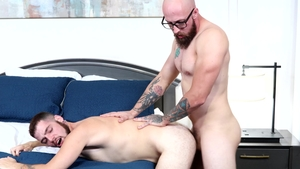 Extra Big Dicks - Gay Jack Winters playing with Dustin Steele
